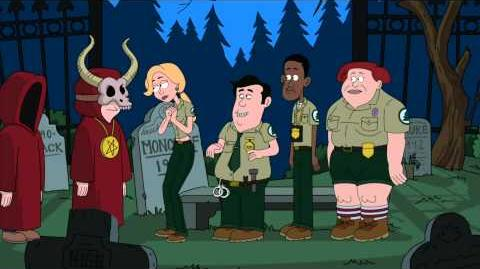 Brickleberry Meet Ethel Anderson