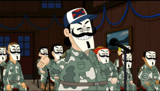 Anonymous brickleberry militia