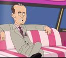 Gay Mafia Leader