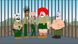 Clowns brickleberry