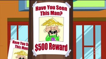 $500 reward china man