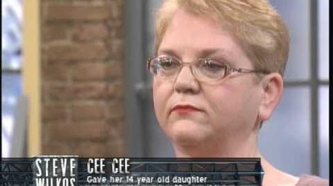 22 Year Old Man Marries 14 Year Old Girl (The Steve Wilkos Show)