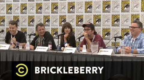 Brickleberry Comic-Con 2013 Panel - Q&A Session, Part 1