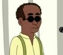 Blind Black Guy