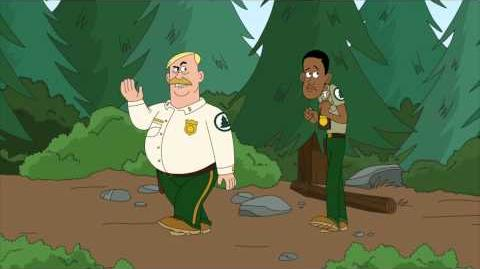 Brickleberry Meet Denzel Jackson