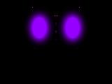 Purple Glowing Eyes