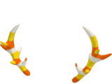 Candy Corn Antlers