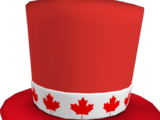 Canada Day Tophat