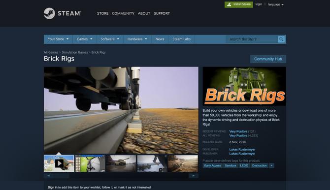 Brick Rigs Wiki | FANDOM powered by Wikia