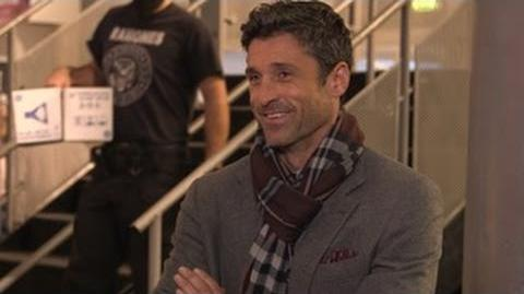 Patrick Dempsey on Joining the Cast of Bridget Jones's Baby
