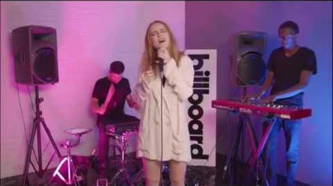Bridgit Mendler - Do You Miss Me At All (Live at Billboard Studios)