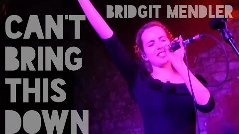 Bridgit Mendler - Can't Bring This Down (Live Performance)