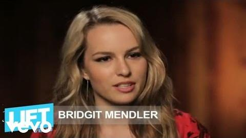 Bridgit Mendler - Ready Or Not Interview (VEVO LIFT Presents)