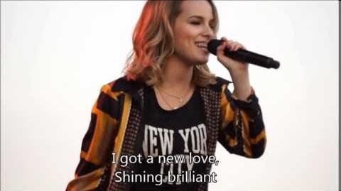Bridgit Mendler - My Way - Lyric Video