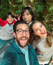 Merry Happy Whatever - detrás de escenas (4)