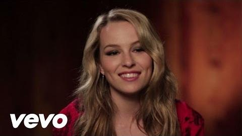 Bridgit Mendler - Top of the World (Interview)