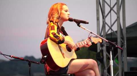 Mystified - Bridgit Mendler - Sonoma County Fair 2015