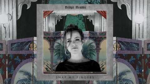 Bridgit Mendler - Snap My Fingers Audio