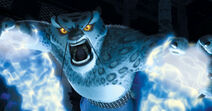 Tai lung traits violent