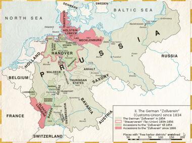 treaty of paris 1815