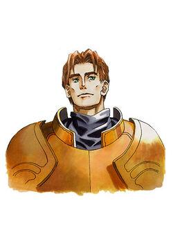 Langueborg (Character)