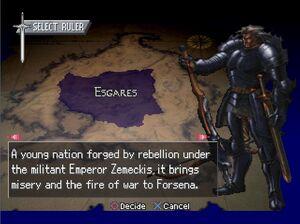Esgares Empire