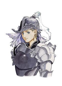 Faticia (Character)