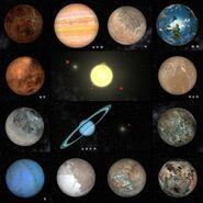 Centauri A system
