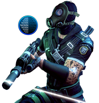 Brink gas mask render by noxington-d3hpmpk
