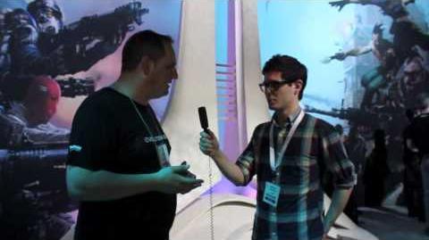 E3 2010 Brink Lead Writer Interview.mov