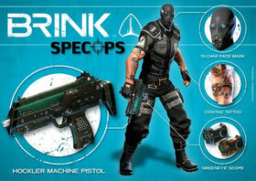 Spec OPs Pack