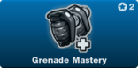Grenade Mastery