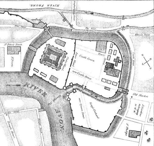 File:Bristol Castle plan ancient times.jpg