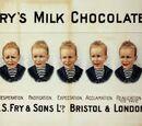 Fry's 5 Boys chocolate