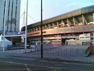Millennium Stadium-Early morning