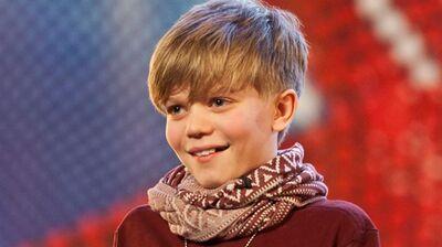 Ronan Parke -Teen Sensation at Britain's Got Talent