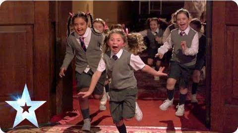 "The final 45 ""It's not good news, it's great news!"" Britain's Got Talent 2013"