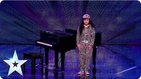 First look at Ep 7 Is Gabz the one? Britain's Got Talent 2013