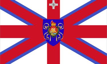 Drapeau de britannise