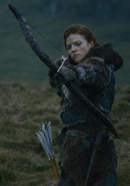 Ygritte and her Bow