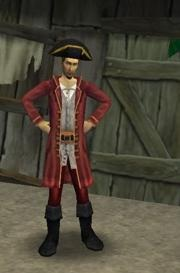 Captain's Outfit