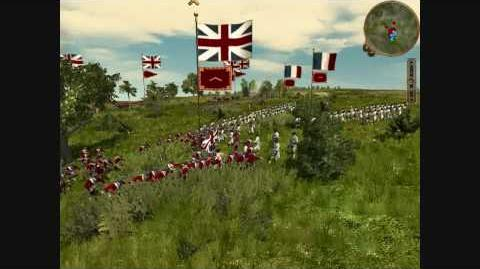 Empire Total War Online Battle 009 Britain vs France