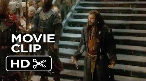 The Hobbit The Desolation of Smaug Movie CLIP - Waken The Beast (2013) - LOTR Movie HD