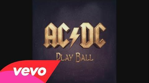 AC DC - Play Ball