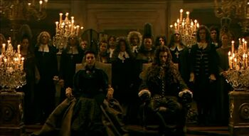 Louis XIV family maire