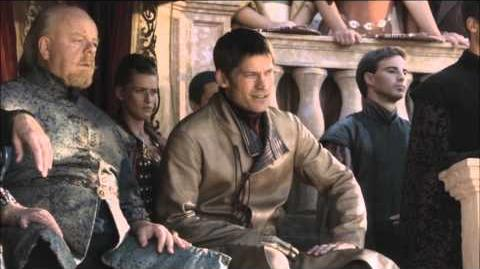 Prince Oberyn Martell (Red Viper) vs The Mountain (Gregor Clegane) FIGHT Game of Thrones 4x08 HD