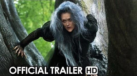 Into The Woods Official Trailer (2014) - Johnny Depp, Meryl Streep Movie HD