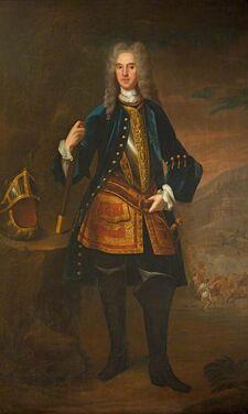 Full portrait Marshal Nate
