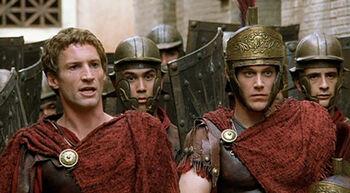 Octavian Agrippa soldiers