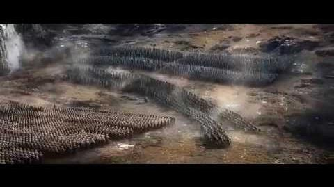 The Hobbit - The Battle of the Five Armies - Orc Attack